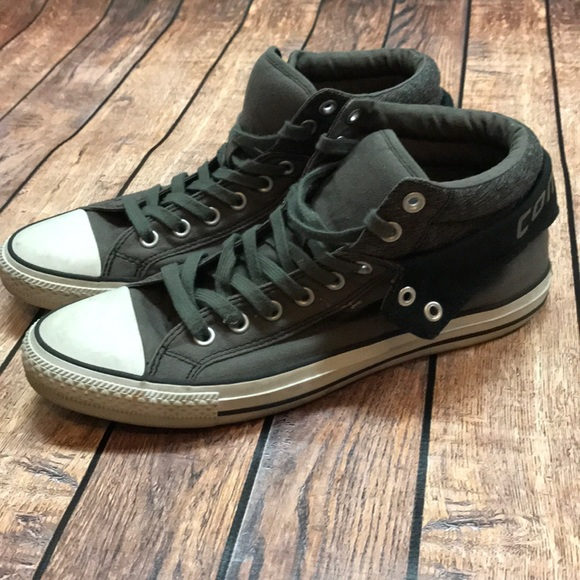 0a8a78f21e Converse Other - Converse All Star Chuck Taylor High Top Shoes PC2